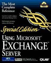 Using microsoft exchange server