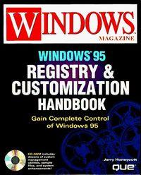 Win 95 registy custom hb