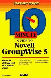 Ten minute guide novell