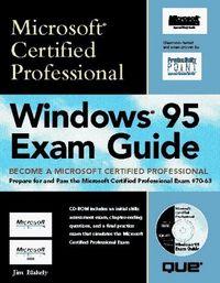 Windows 95 exam guide
