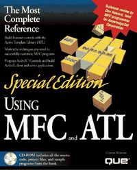 Using mfc atl special edition