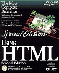 Using html special edition 2ª.ed.