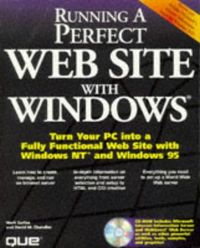 Runing perferct web site