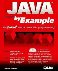 Java by  example b/cd rom