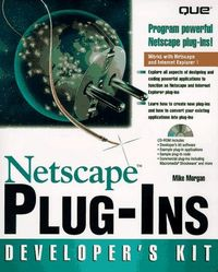 Netscape plug-in develope
