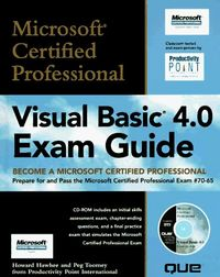 Visual basic 4.0 exam guide