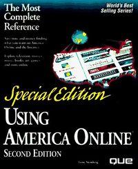 Using america online 2/ed special edit