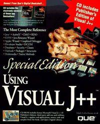 Using visual j++ espec.edit.