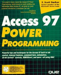 Access 97 power programming
