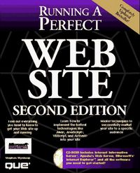 Running perfect web site
