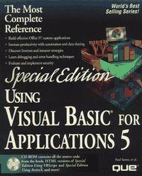 Se using visual basic app.