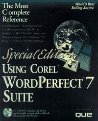 Using corel wordperfect