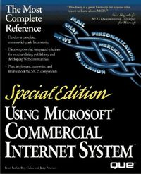 Using microsoft comm.internet syst.s/e