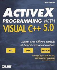 Activex programming with visual c++