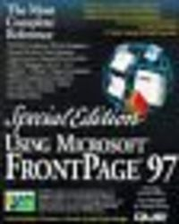 Se using ms frontpage 97