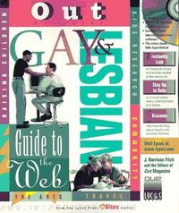 Gays and lesbian guide to web