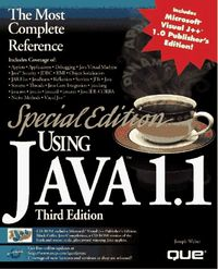 Using java 1.1 special edition 3 ed b/