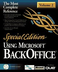 Using microsoft backoffice vol.2