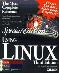 Using linux 3 ed b/cd