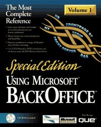Using microsoft backoffice vol.1