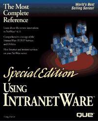 Using intranetware special edition