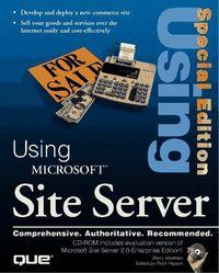 Using microsoft site server special ed