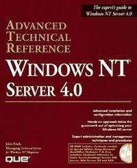 Windows nt server 4.0 advanced technic
