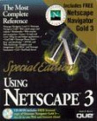 Se using netscape 3 b/cd