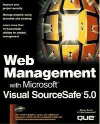 Web manag.micros.visual sourcesafe 5.0