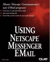 Using netscape messenger