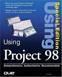 Using project 98 special edition