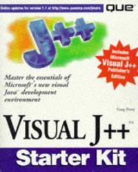 Visual j++ starter kit cd