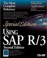 Using sap r/3 2/e special edition