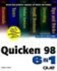 Quicken 98 6 in 1