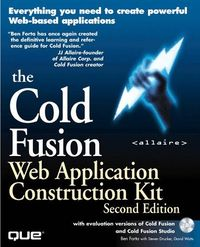 Cold fusion web application const.kit