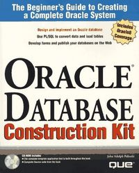 Oracle database construction kit