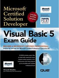 Visual basic 5 exam guide