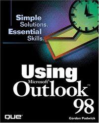 Using microsoft outlook 98