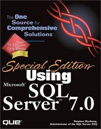 Using ms sql server 7.0 special editio