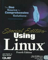 Using linux special edit.4/e