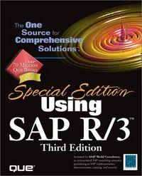 Using sap r/3 3/e special edition