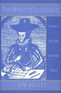Women writers english renaissance