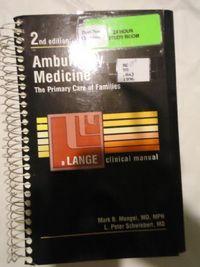 Ambulatory medicine