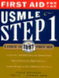 First aid usmle step 1 1997 student st
