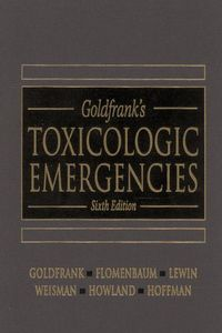 Goldfranks toxicologic emergencies 6/e
