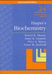 Harper's biochemistry 24 edic.