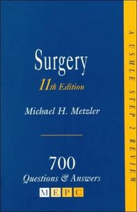 Surgery 11th edition quest & ans