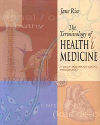 Terminology health medicine b/2 casset