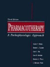 Pharmacot. pathophysic. approach 3ªed