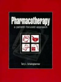 Pharmacotherapy patient